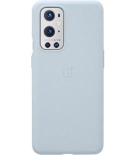 """Originalus pilkas dėklas Oneplus 9 Pro telefonui """"Sandstone Bumper Cover"""""""