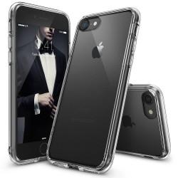 """Skaidrus dėklas Apple iPhone 7 telefonui """"Ringke Fusion"""""""