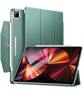 """Tamsiai žalias atverčiamas dėklas Apple iPad Pro 11 2021 planšetei """"ESR Ascend Trifold"""""""