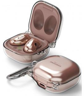 """Skaidrus dėklas Samsung Galaxy Buds 2 / Live / Pro ausinėms """"Ringke Hinge"""""""