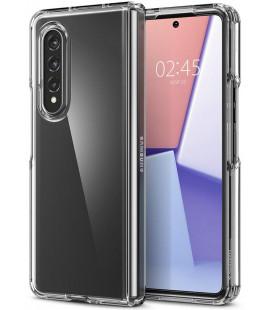 "Skaidrus dėklas Samsung Galaxy Z Fold 3 telefonui ""Spigen Ultra Hybrid"""
