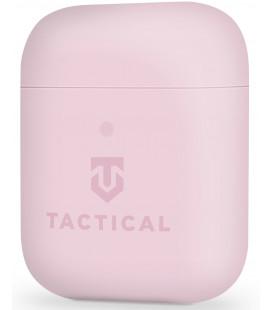 """Rožinis dėklas Apple Airpods ausinėms """"Tactical Velvet Smoothie"""""""