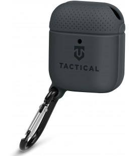 """Tamsiai pilkas dėklas Apple Airpods ausinėms """"Tactical Velvet Smoothie Carbine"""""""