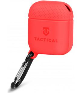 """Raudonas dėklas Apple Airpods ausinėms """"Tactical Velvet Smoothie Carbine"""""""