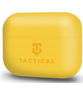 """Geltonas dėklas Apple Airpods Pro ausinėms """"Tactical Velvet Smoothie"""""""