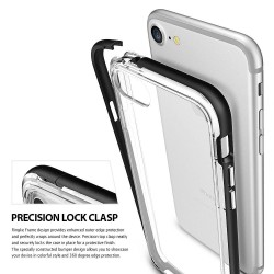 """Auksinės spalvos silikoninis dėklas LG G5 telefonui """"Mirror"""""""