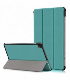 Dėklas Smart Leather Samsung T220/T225 Tab A7 Lite 8.7 šviesiai žalias