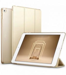 Dėklas Smart Leather Samsung T220/T225 Tab A7 Lite 8.7 auksinis