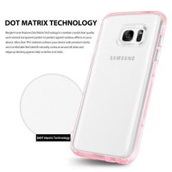 """Rausvai auksinės spalvos silikoninis dėklas Samsung Galaxy A5 2016 telefonui """"Mirror"""""""