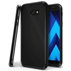 """Auksinės spalvos silikoninis dėklas Samsung Galaxy A3 2016 telefonui """"Mirror"""""""