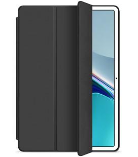 """Juodas atverčiamas dėklas Huawei Matepad 11 2021 planšetei """"Tech-Protect Smartcase"""""""
