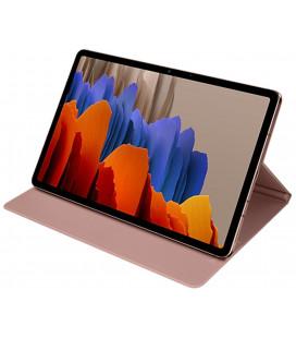 """Originalus rožinis atverčiamas dėklas Samsung Galaxy Tab S7 planšetei """"EF-BT630PAE"""""""