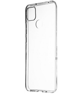 "Skaidrus dėklas Xiaomi Redmi 9C telefonui ""Tactical TPU Cover"""