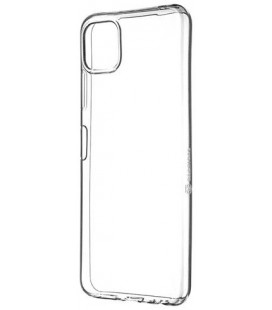 "Skaidrus dėklas Samsung Galaxy A22 5G telefonui ""Tactical TPU Cover"""