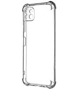 "Skaidrus dėklas Samsung Galaxy A22 5G telefonui ""Tactical TPU Plyo Cover"""