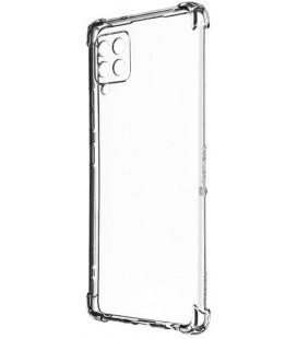 "Skaidrus dėklas Samsung Galaxy A42 5G telefonui ""Tactical TPU Plyo Cover"""