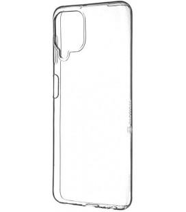"Skaidrus dėklas Samsung Galaxy A22 4G telefonui ""Tactical TPU Cover"""