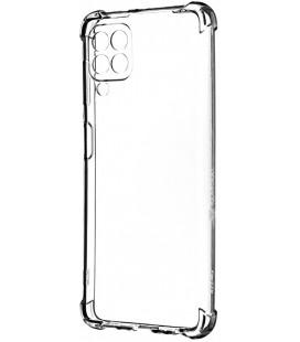 "Skaidrus dėklas Samsung Galaxy A22 4G telefonui ""Tactical TPU Plyo Cover"""