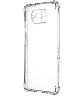 "Skaidrus dėklas Xiaomi Poco X3 / X3 NFC / X3 Pro telefonui ""Tactical TPU Plyo Cover"""