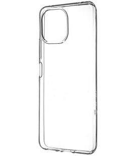 "Skaidrus dėklas Xiaomi Mi 11 Lite telefonui ""Tactical TPU Cover"""