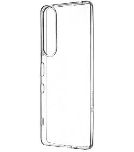 """Skaidrus dėklas Sony Xperia 1 III telefonui """"Tactical TPU Cover"""""""