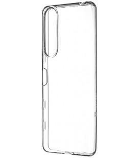 """Skaidrus dėklas Sony Xperia 5 III telefonui """"Tactical TPU Cover"""""""