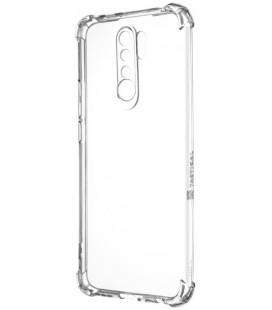 "Skaidrus dėklas Xiaomi Redmi 9 telefonui ""Tactical TPU Plyo Cover"""