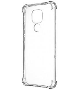 "Skaidrus dėklas Motorola Moto G9 Play / E7 Plus telefonui ""Tactical TPU Plyo Cover"""