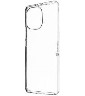 "Skaidrus dėklas Xiaomi Mi 11 telefonui ""Tactical TPU Cover"""