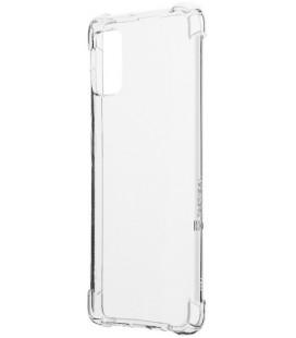 "Skaidrus dėklas Samsung Galaxy A41 telefonui ""Tactical TPU Plyo Cover"""