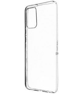 "Skaidrus dėklas Samsung Galaxy A02S telefonui ""Tactical TPU Cover"""