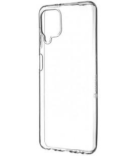 "Skaidrus dėklas Samsung Galaxy A12 telefonui ""Tactical TPU Cover"""