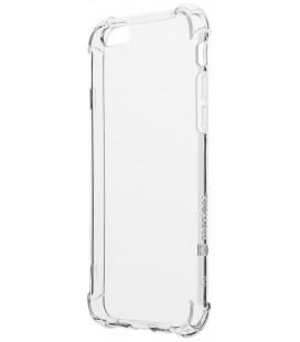 "Skaidrus dėklas Apple iPhone 6/6S telefonui ""Tactical TPU Plyo Cover"""
