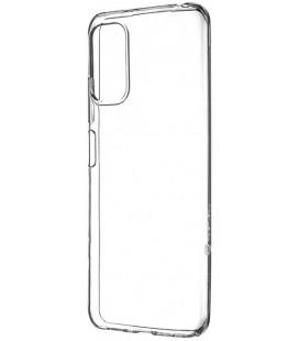 "Skaidrus dėklas Xiaomi Poco M3 Pro / Redmi Note 10 5G telefonui ""Tactical TPU Cover"""