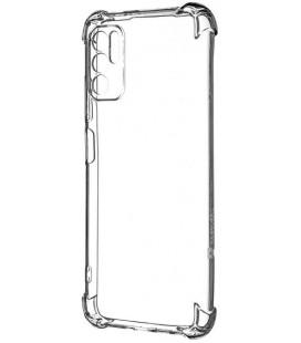 "Skaidrus dėklas Xiaomi Poco M3 Pro / Redmi Note 10 5G telefonui ""Tactical TPU Plyo Cover"""