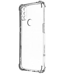 "Skaidrus dėklas Oneplus Nord N10 5G telefonui ""Tactical TPU Plyo Cover"""