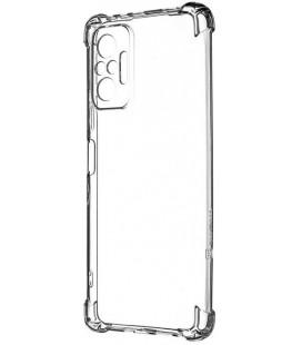 "Skaidrus dėklas Xiaomi Redmi Note 10 Pro / 10 Pro Max telefonui ""Tactical TPU Plyo Cover"""