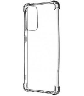 "Skaidrus dėklas Samsung Galaxy A72 telefonui ""Tactical TPU Plyo Cover"""
