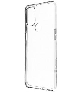 "Skaidrus dėklas Oneplus Nord N10 5G telefonui ""Tactical TPU Cover"""