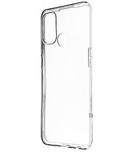 "Skaidrus dėklas Oneplus Nord N100 telefonui ""Tactical TPU Cover"""