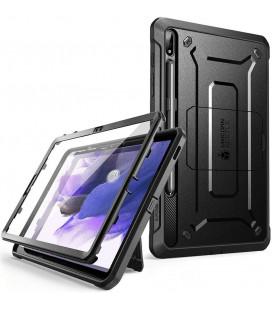 """Juodas dėklas Samsung Galaxy S7 FE 5G 12.4 T730 / T736B planšetei """"Supcase Unicorn Beetle Pro"""""""