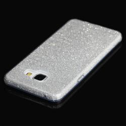"Skaidrus Apple iPhone 5/5s/SE ""Fitty Double"" silikoninis dėklas"
