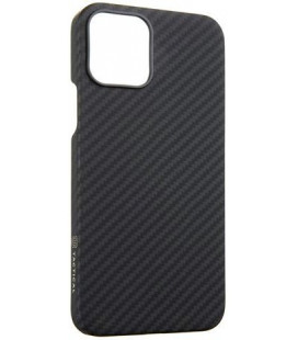 "Juodas dėklas Apple iPhone 12/12 Pro telefonui ""Tactical MagForce Aramid Cover"""