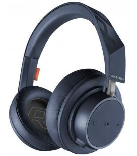 "Mėlynos belaidės ausinės ""Plantronics Backbeat Go 605 Bluetooth"""