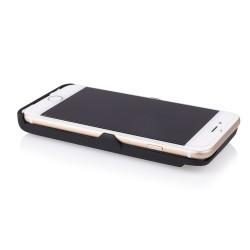 """Mėlynas silikoninis dėklas Samsung Galaxy S6 Telefonui """"Glossy"""""""