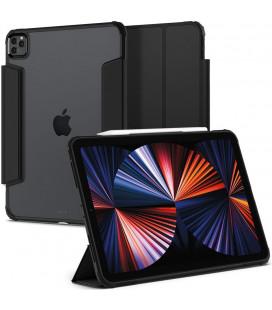 """Juodas atverčiamas dėklas Apple iPad Pro 11 2020/2021 planšetei """"Spigen Ultra Hybrid Pro"""""""