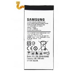 Originalus akumuliatorius 1900mAh Li-ion Samsung Galaxy A3 A300 telefonui EB-BA300ABE