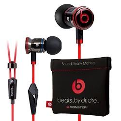 Originalios Monster Beats Dr. Dre iBeats Black 3,5mm ausinės
