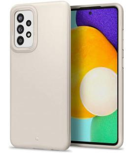 "Gelsvas dėklas Samsung Galaxy A52 / A52s telefonui ""Spigen Cyrill Stone"""
