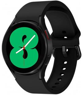 """Juoda apyrankė Samsung Galaxy Watch 4 40 / 42 / 44 / 46 mm laikrodžiui """"Tech-Protect Iconband"""""""